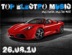Скачать бесплатно Top Electro Music (26.08.10)