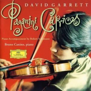Скачать бесплатно David Garrett & Bruno Canino - Paganini Caprices (1997)