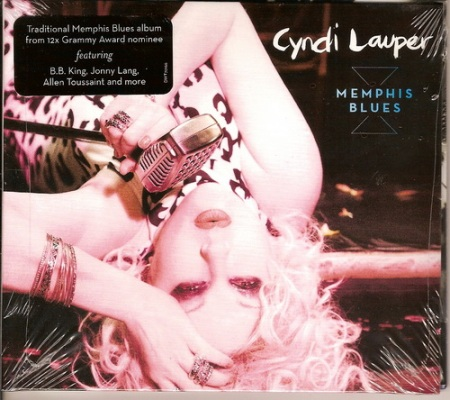 Скачать бесплатно Cyndi Lauper - Memphis Blues [lossless] (2010)