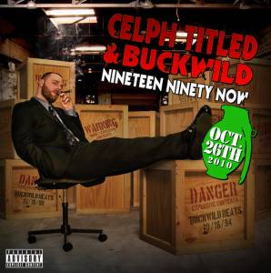 Скачать бесплатно Celph Titled and Buckwild - Nineteen Ninety Now (2010)