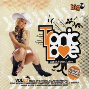Скачать бесплатно Tronic Love Vol 03 (2010)