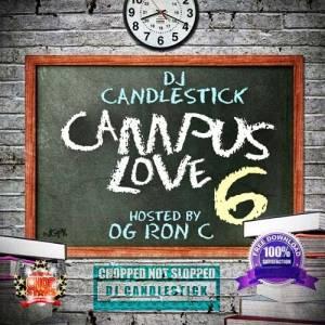 Скачать бесплатно OG Ron C - Campus Love 6 (2010)